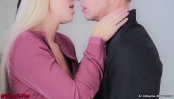 Raunchy and lascivious snatch pounding for redhead