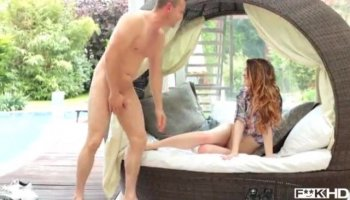 French mom Tiffany Doll gets deep rectal reaming