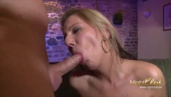 Sizzling rod sucking from a naughty playgirl