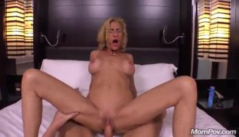Chick sizzles studs needs with her anal riding
